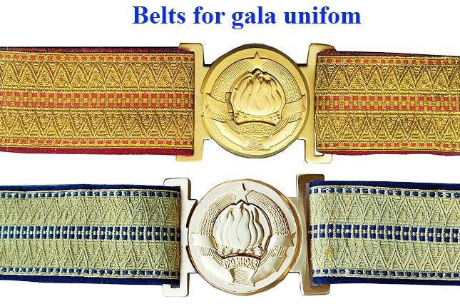 Yugoslav National Army insignias Sfrj-o10