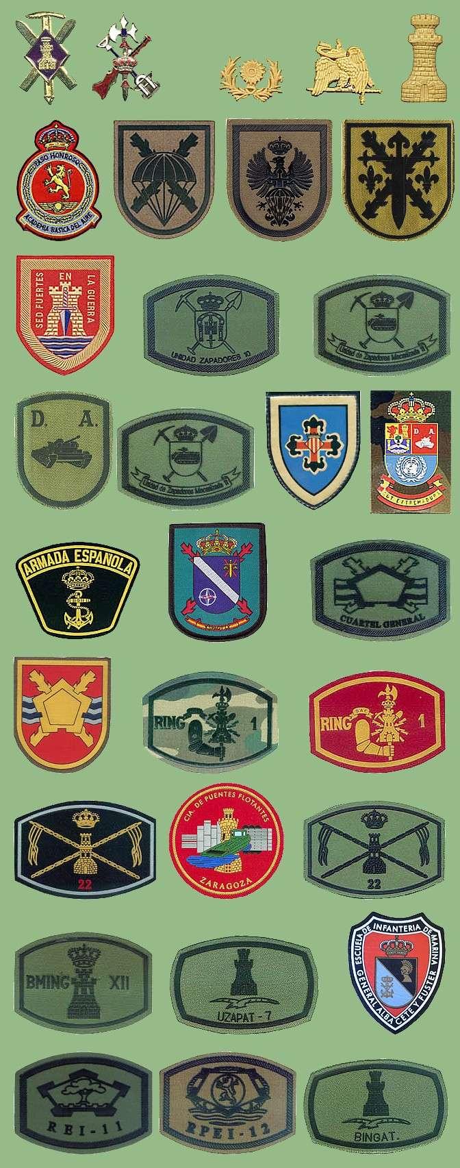 Few Spanish insignias Spanjo12