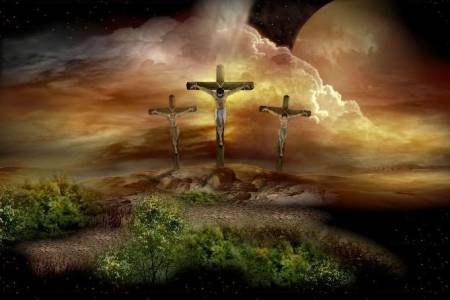 Cristo Murió por Todos Jesus_12