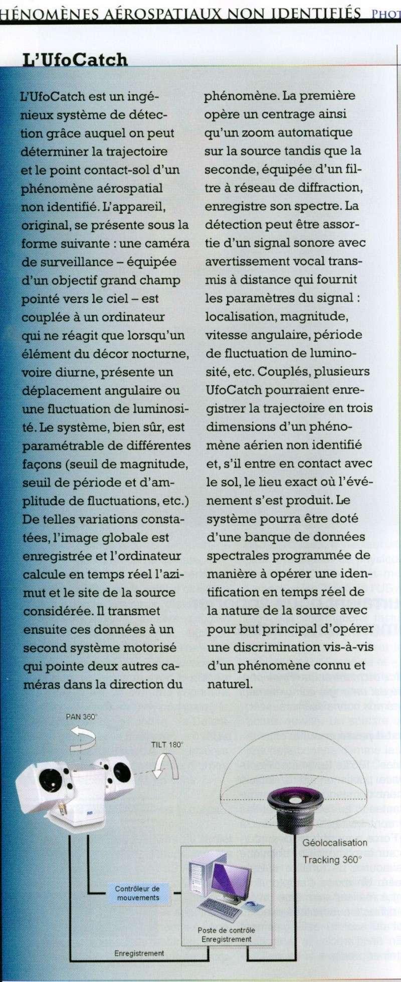 - Station de detection dans Science et Inexpliqué n°11 Oct 2009 Extrai11