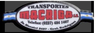 Transporte Macriga S.H.