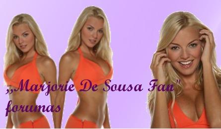 Marjorie de Sousa Fan