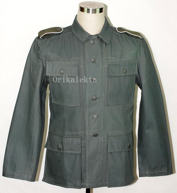 authentification Veste allemande HBT M44 Veste_10