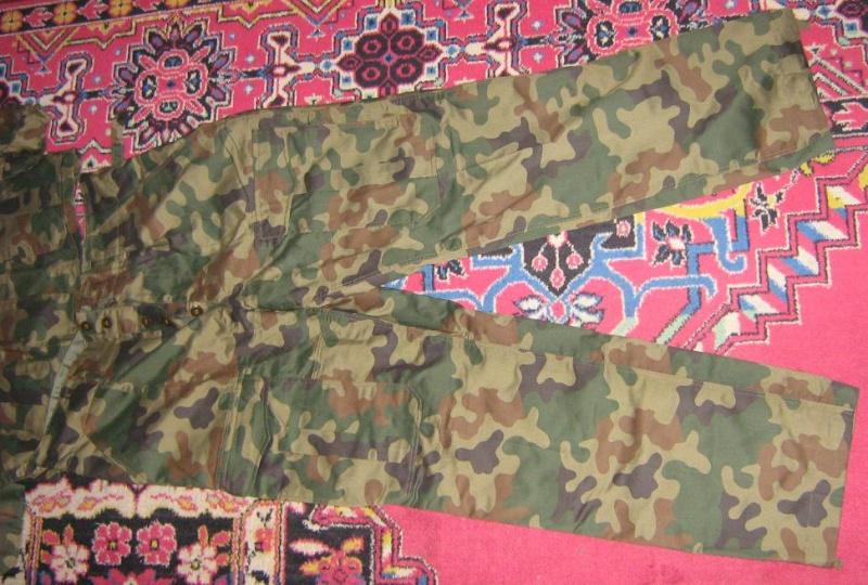 "Polish paratrooper uniforms ""US"" Id000011"