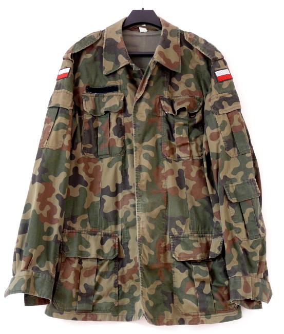 "Polish paratrooper uniforms ""US"" Id000012"