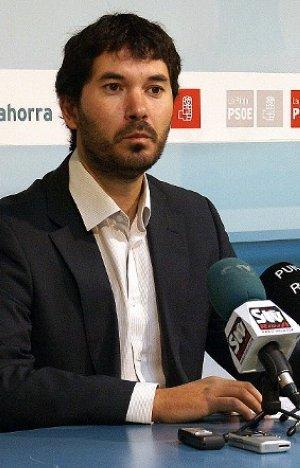 David García será de nuevo candidato del PSOE a alcalde. David_10