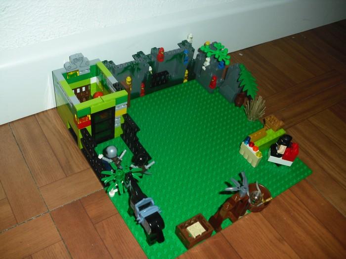 Les MOCs De LEGOPOTTER Dsci1212