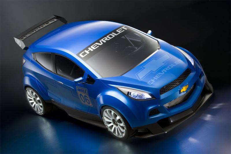 Chevrolet  WTTC Wtcc0611