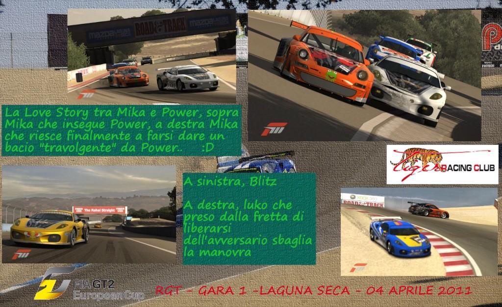 [ALBUM GARA FM3] - CAMPIONATO FIAGT2 - Gara 1- Laguna Seca Laguna11