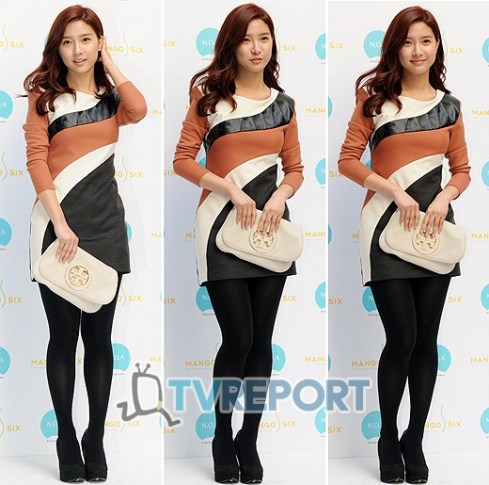 Kim So Eun at Mango Six Opening 1010