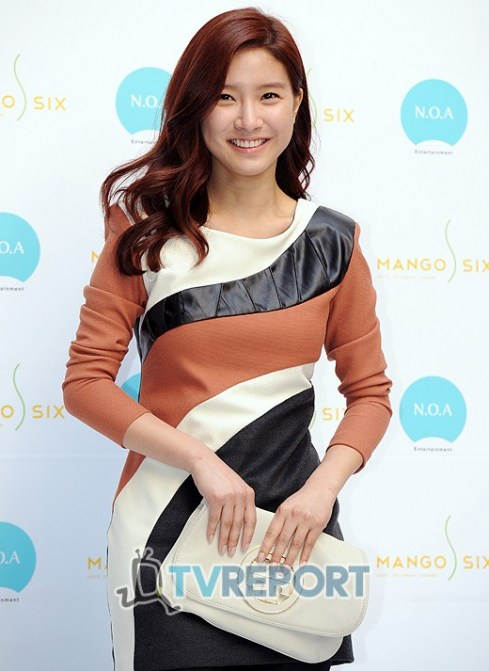 Kim So Eun at Mango Six Opening 110