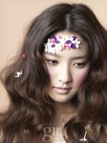 Kim Bum in the Korean Wave & Flower Girl Kim So Eun 111