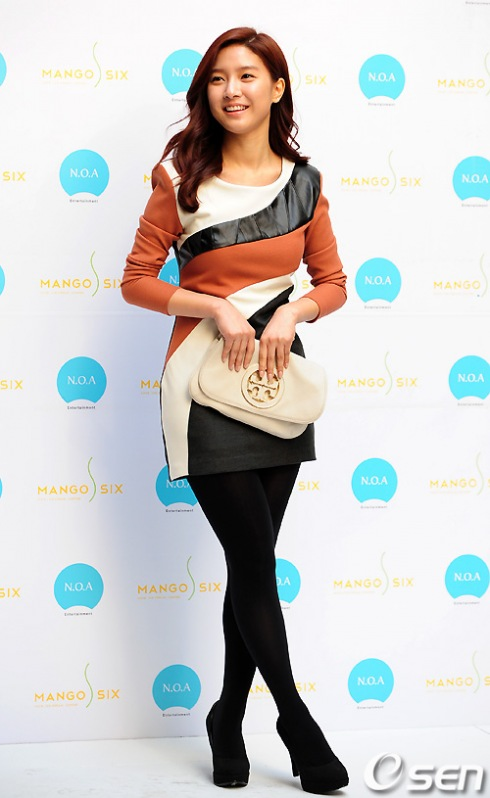 Kim So Eun at Mango Six Opening 910