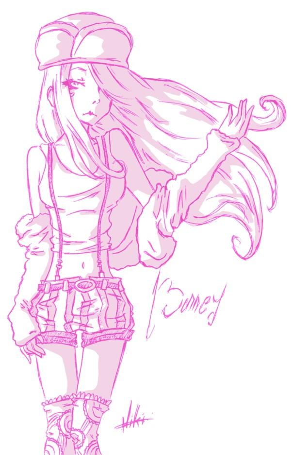 Fanart Bonney10