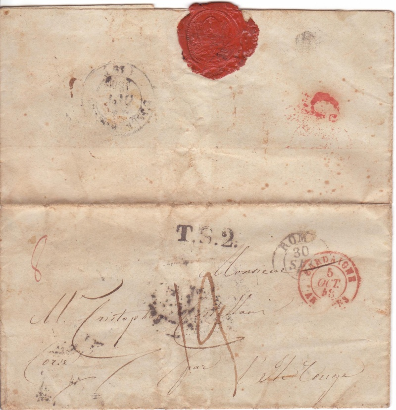 Lettre de Rome, 1848. Lettre16