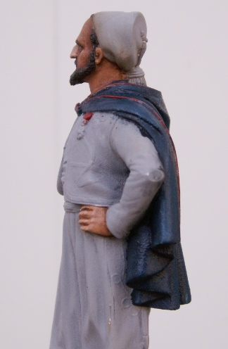 Zouave Metal Modeles Coll310