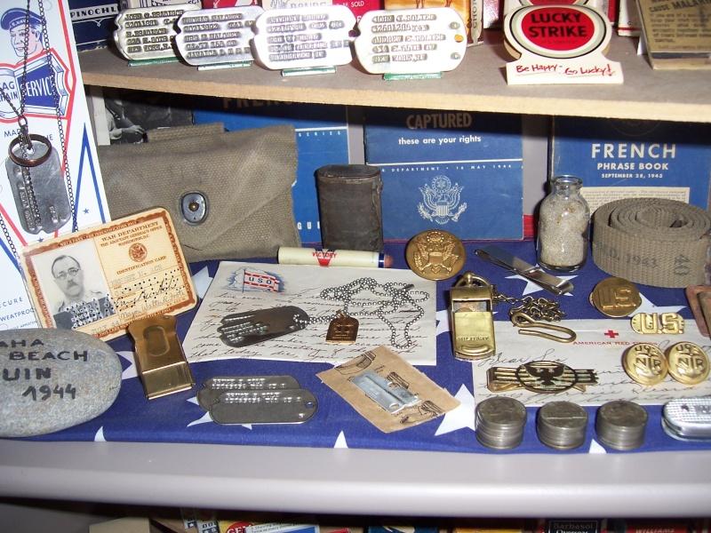 Ma  modeste collection US WWII ,nouvelles photos du 03.04.2011 - Page 2 100_4413