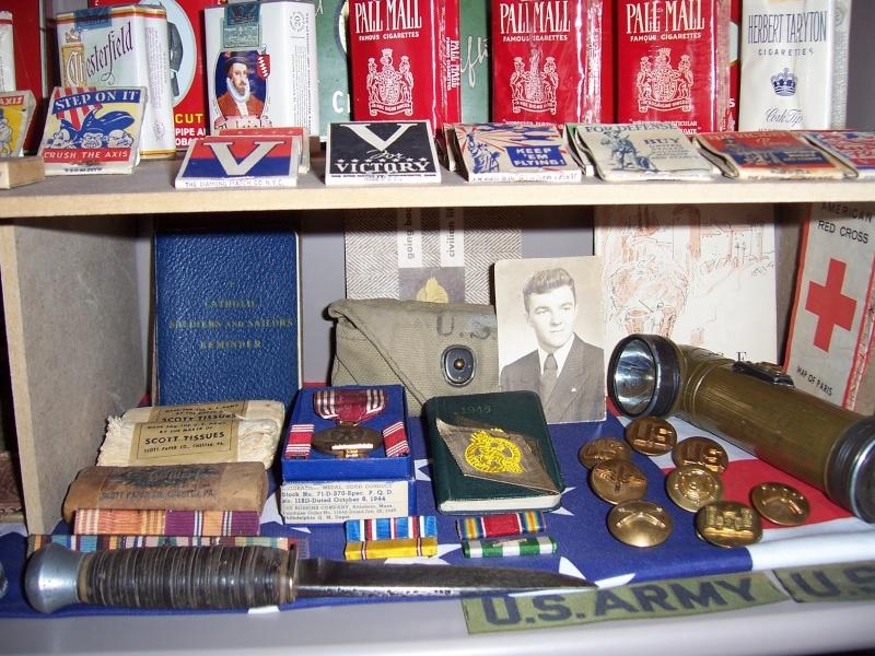 Ma  modeste collection US WWII ,nouvelles photos du 03.04.2011 - Page 2 100_4414