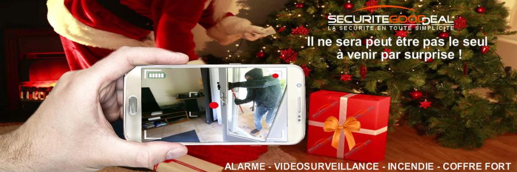 alarme maison, alarme sans fil, vidéosurveillance, SecuriteGOODdeal