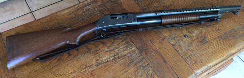 Winchester 1897 Trench Gun (WWII) Img_1712