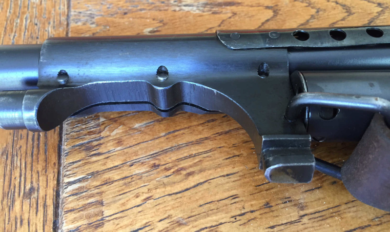 Winchester 1897 Trench Gun (WWII) Img_1715