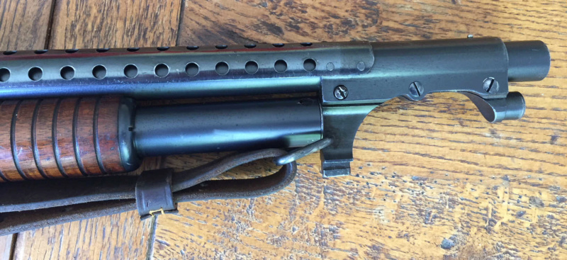 Winchester 1897 Trench Gun (WWII) Img_1718