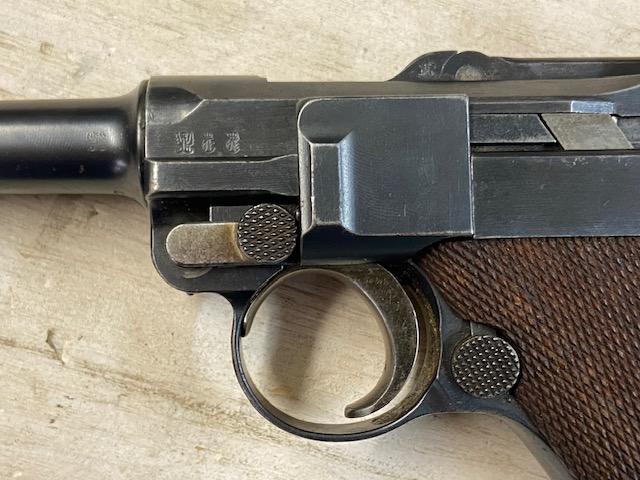 En passant par chez mon armurier : Luger régimenté Img_3720