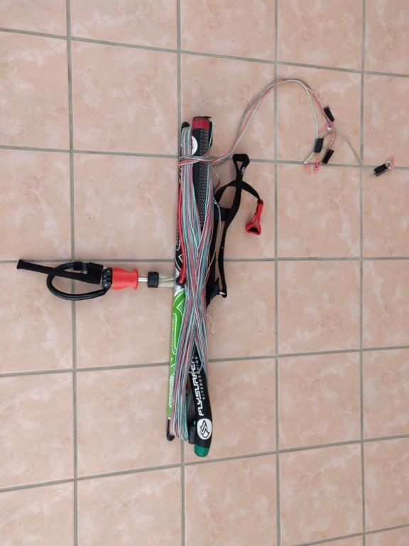 Vends barre Flysurfer 60cm Barre_12