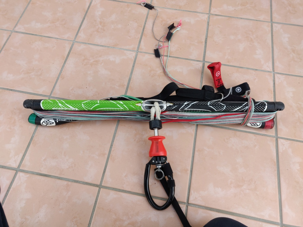 Vends barre Flysurfer 60cm Barre_13
