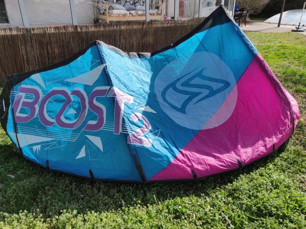 [Vendue] Flysurfer LEI Boost2 7m2 Boost_12