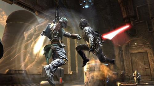 Star Wars Le Pouvoir de la Force Forceu10