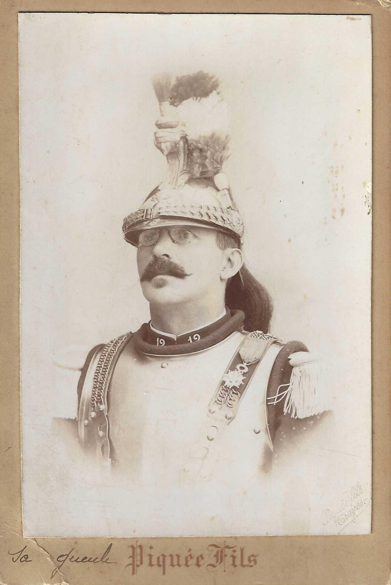 - Les Cuirassiers du Dauphin Cavalerie - Cdv_c100