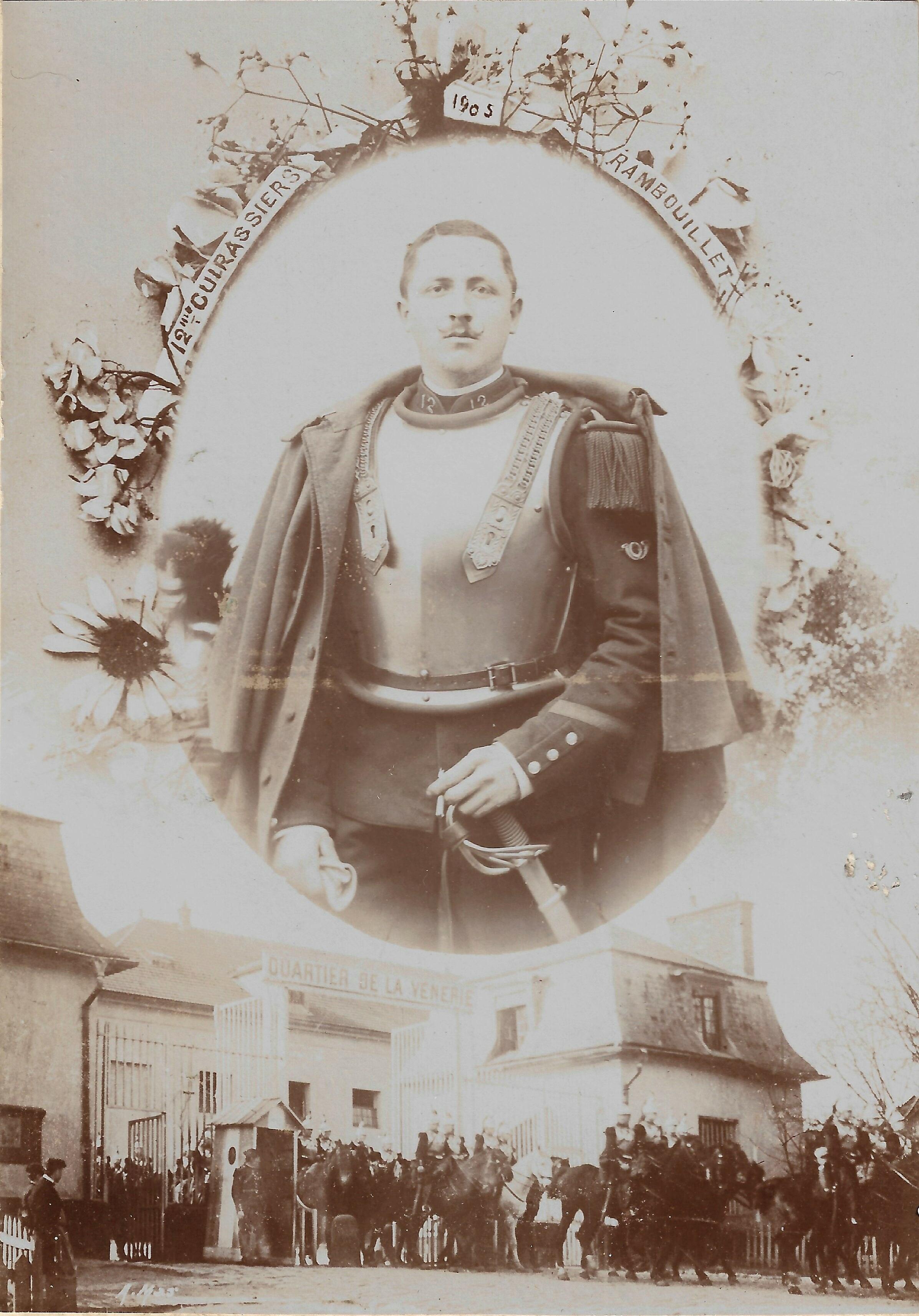 - Les Cuirassiers du Dauphin Cavalerie - Cdv_c103