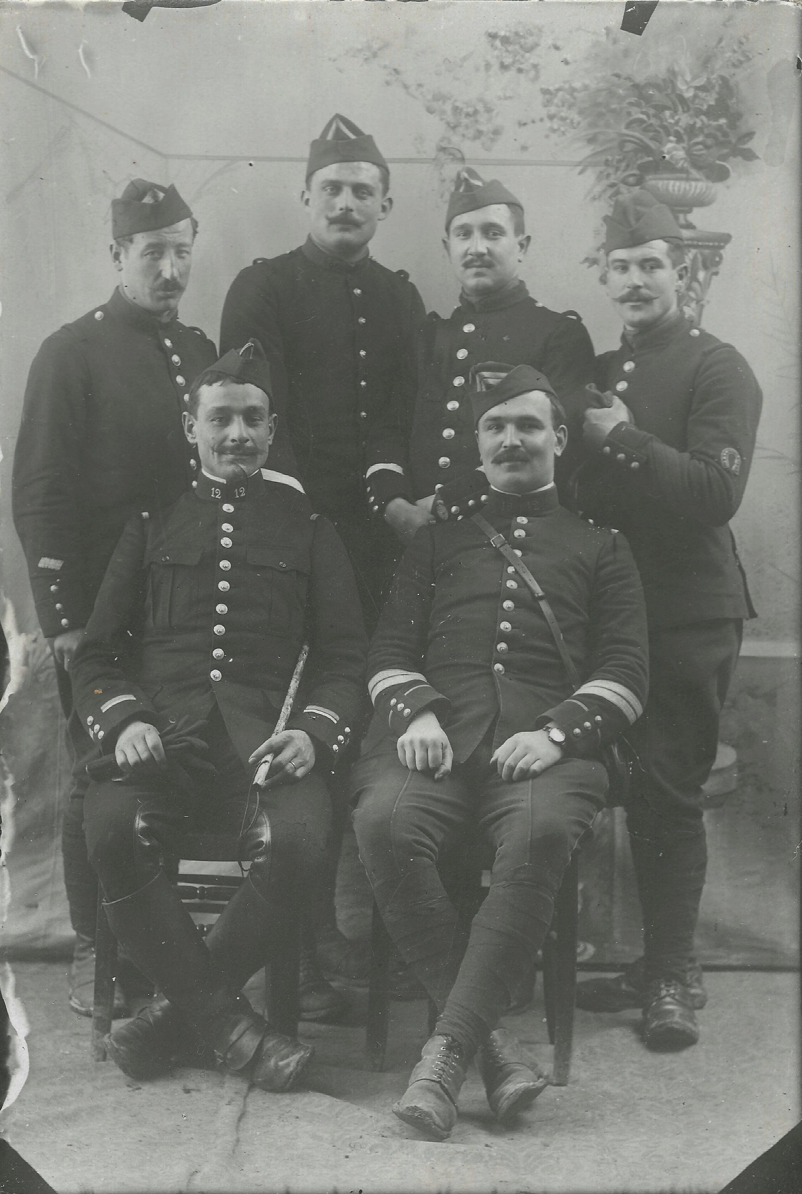 - Les Cuirassiers du Dauphin Cavalerie - - Page 2 Cdv_c114