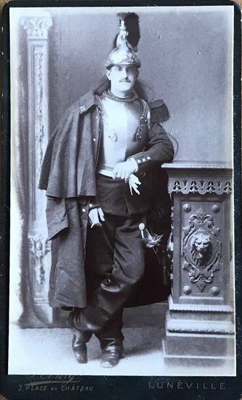 Ma collection: Baïonnettes américaines et Cuirassier français ... MAJ page 17 - Page 16 Cdv_cu10