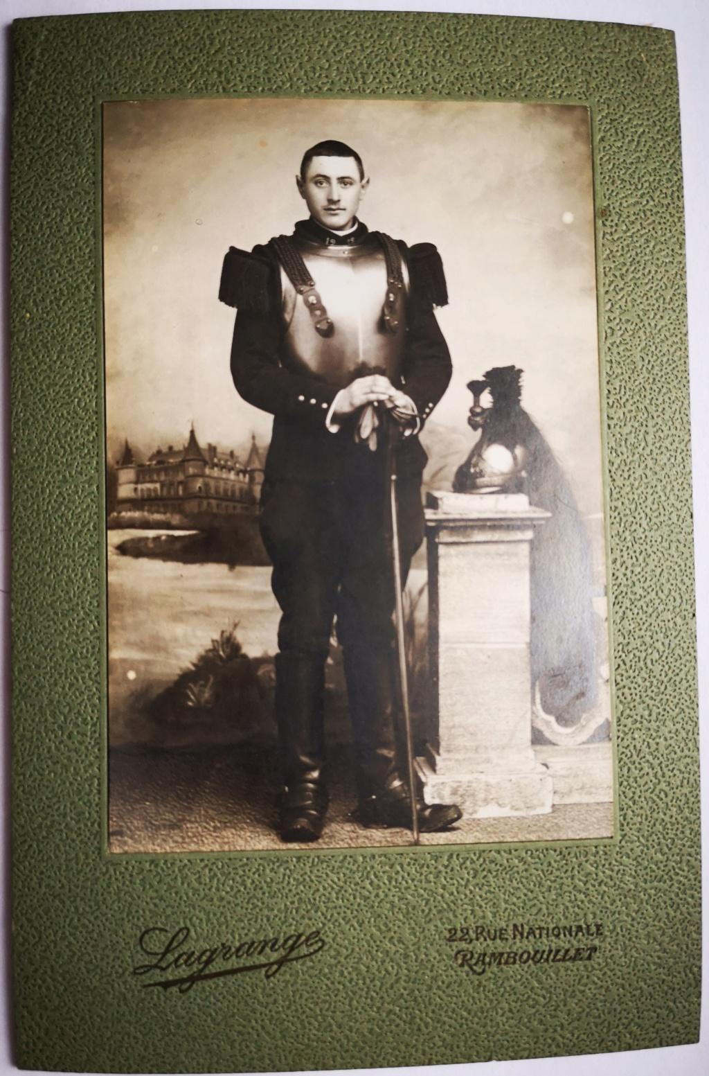Ma collection: Baïonnettes américaines et Cuirassier français ... MAJ page 18 - Page 17 Cdv_cu17