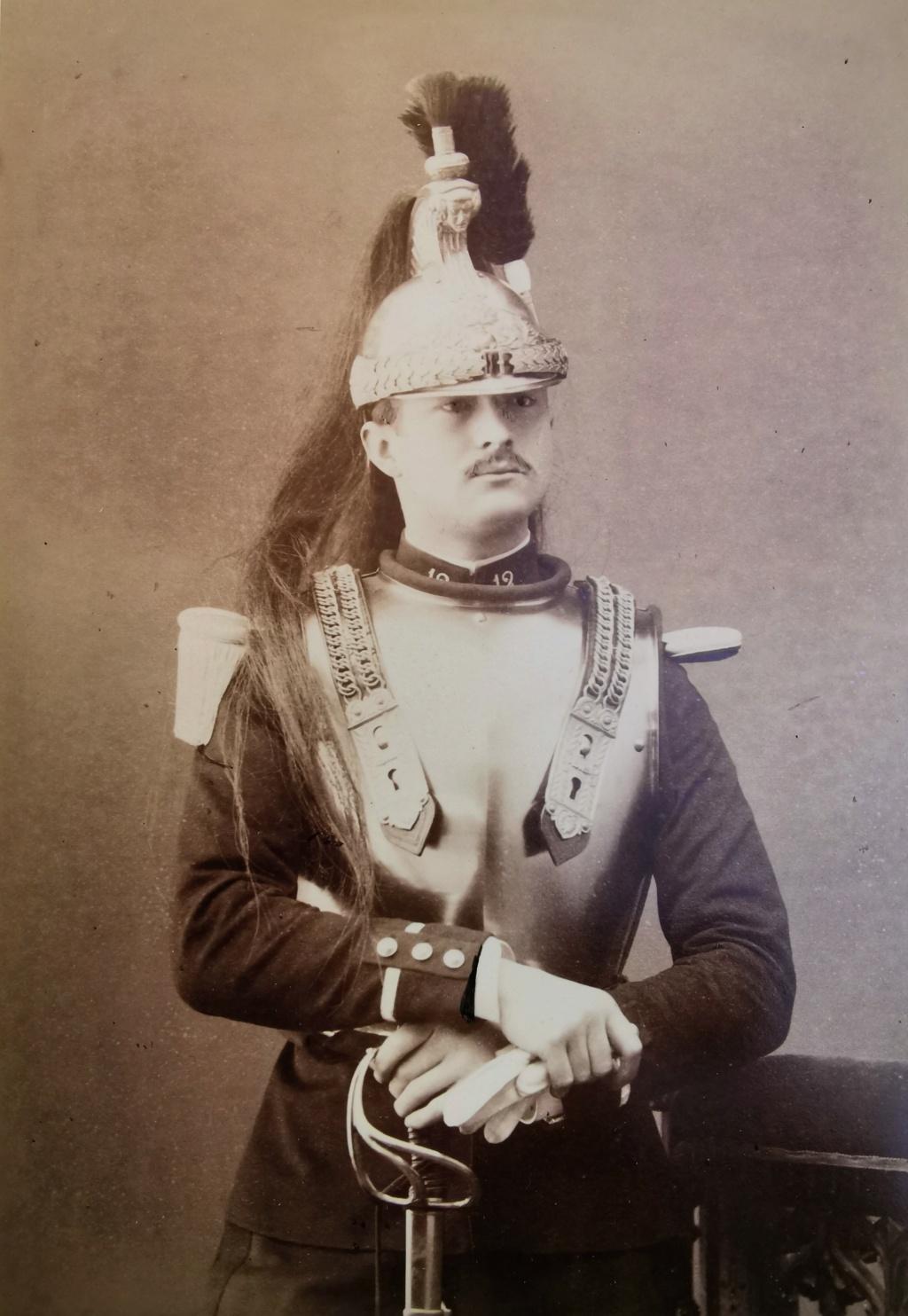 - Les Cuirassiers du Dauphin Cavalerie - Cdv_cu61