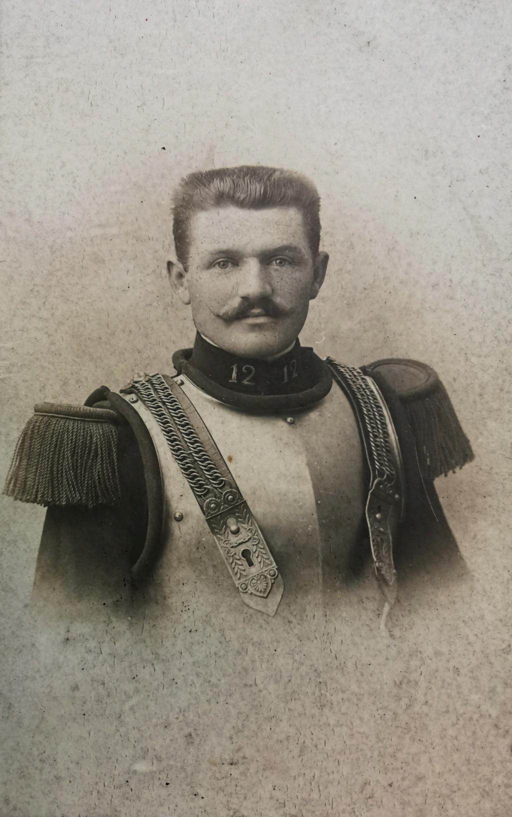 - Les Cuirassiers du Dauphin Cavalerie - Cdv_cu82