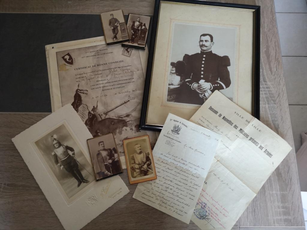 Ma collection: Baïonnettes américaines et Cuirassier français ... MAJ page 18 - Page 17 Img_2010