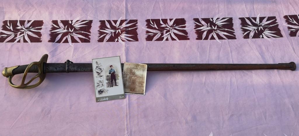 Ma collection: Baïonnettes américaines et Cuirassier français ... MAJ page 18 - Page 17 Img_2039