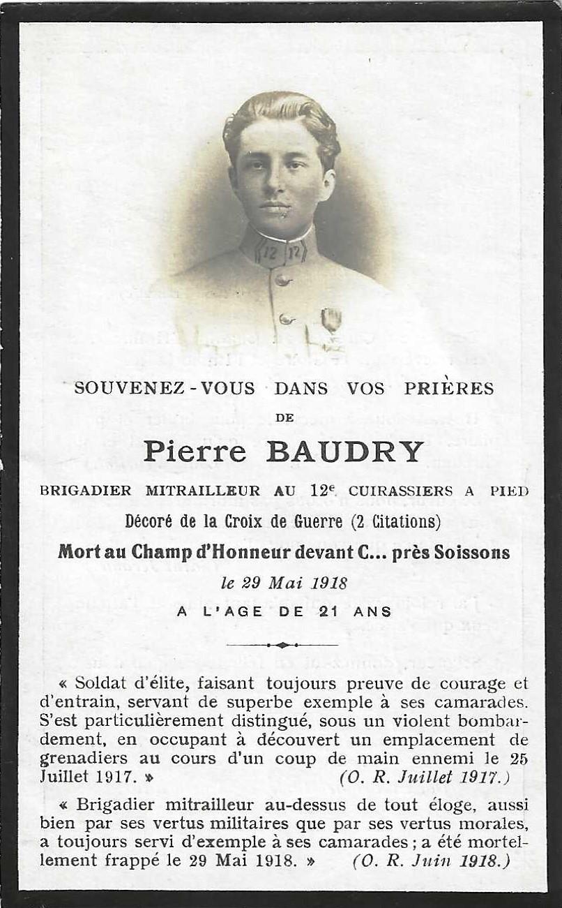 - Les Cuirassiers du Dauphin Cavalerie - Pierre10