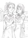 Mystic's Mai-HiME/Otome Artwork  00112
