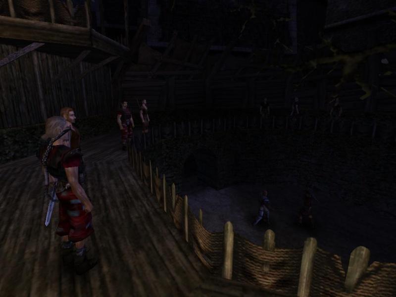 Старый Лагерь: Арена Gothic11