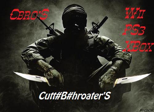 Cutt#B#hroater'S