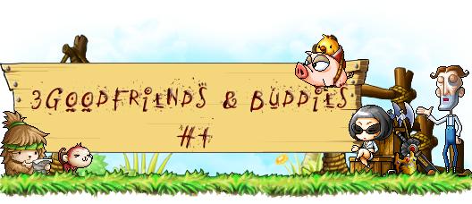 3GoodFriends & Buddies HT