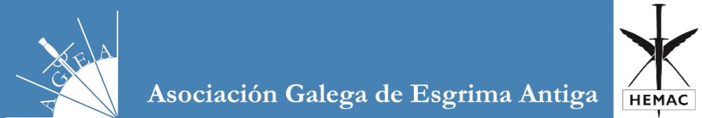 Asociación Gallega de Esgrima Antigua