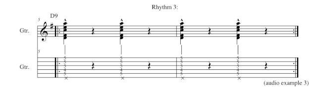 Basic Gypsy Jazz Comping Rhythm12