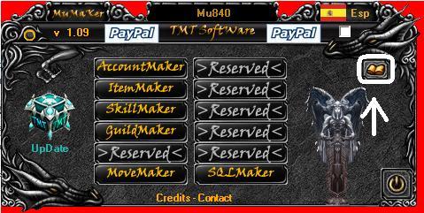 Mu Maker Para la vercion 1.04x S3 E2 Mumake10