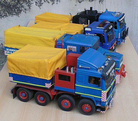 MoTrucker seine Modelle P1050728