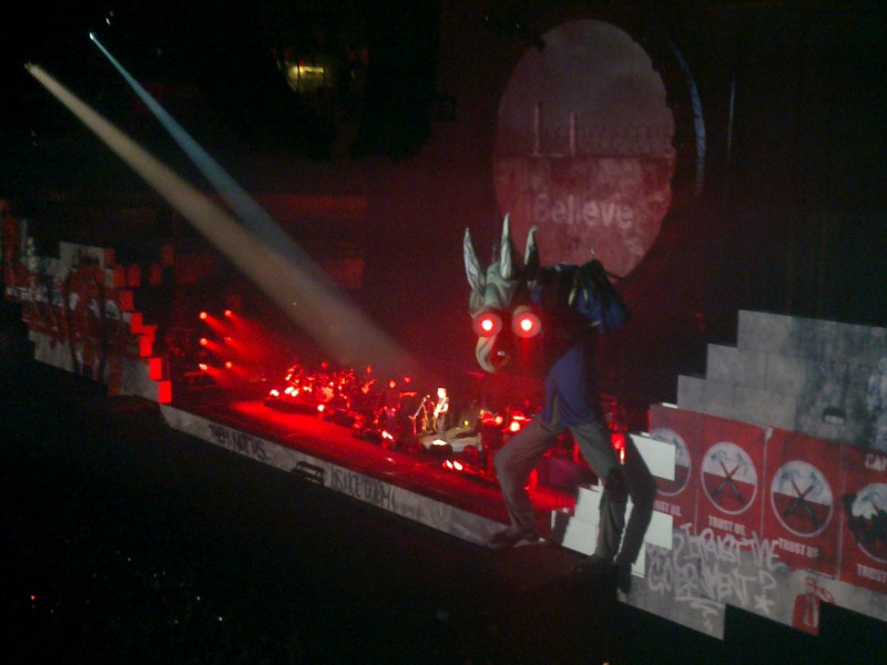 Concierto Roger Waters (the wall) 210